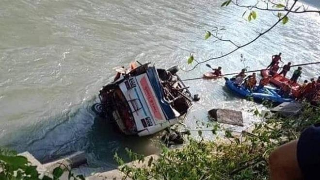 Hàng chục người thương vong do tai nạn giao thông tại Nepal