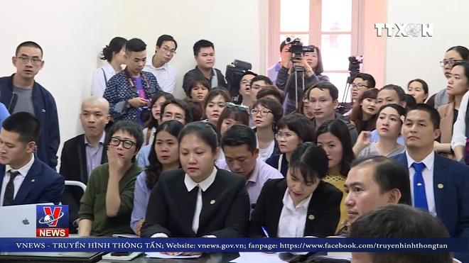 Xử sơ thẩm vụ kiện tranh chấp bản quyền vở diễn Tinh hoa Bắc Bộ
