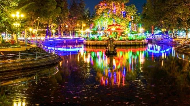 Bác tin đồn đóng cửa Trung tâm Văn hóa - Triển lãm Hồ Nước Ngọt ở Sóc Trăng