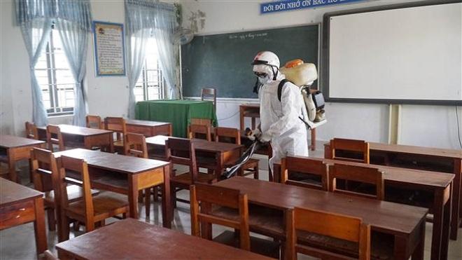 Dịch bệnh do chủng mới virus Corona: Các tỉnh cho học sinh nghỉ học để phòng virus Corona
