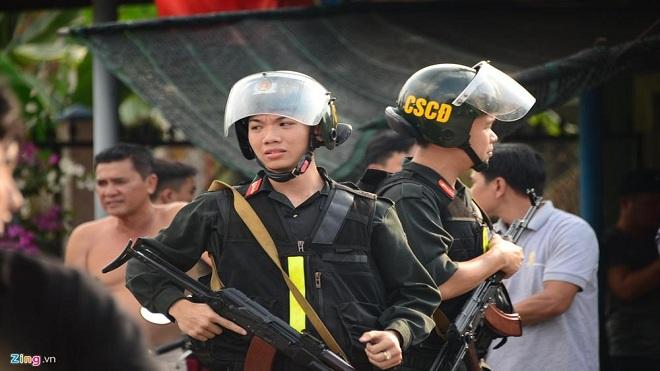 Công an tỉnh Bình Dương tích cực phối hợp truy bắt đối tượng Lê Quốc Tuấn