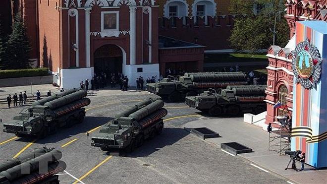 Nga đưa hệ thống tên lửa S-400 tới Serbia để tham gia tập trận