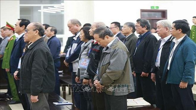 Xét xử phúc thẩm hai nguyên Chủ tịch Ủy ban nhân dân thành phố Đà Nẵng và Phan Văn Anh Vũ vào ngày 4/5
