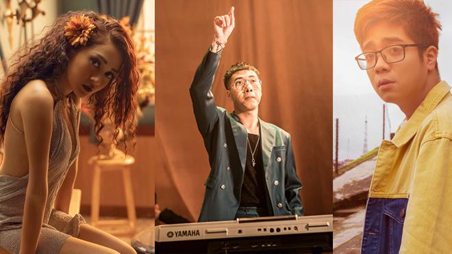 Vpop nửa đầu tháng 10: Nghệ sĩ đua nhau 'đổ bộ' với loạt MV mới