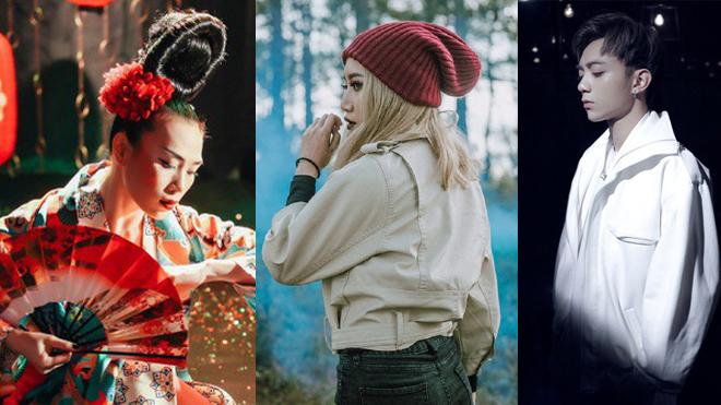 Những MV nhạc Việt nổi bật trong ba tháng đầu năm 2018