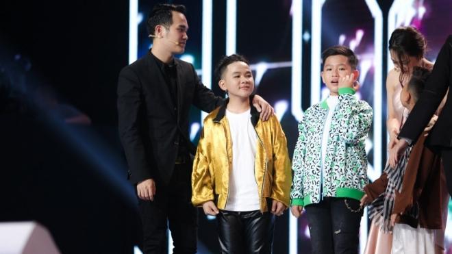 Bán kết 'Giọng hát Việt nhí': Bảo Anh - Khắc Hưng 'trắng tay' trước thềm chung kết