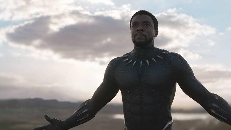 Có một 'chiến binh báo đen' bên trong Chadwick Boseman