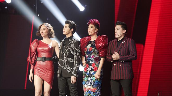 Chung kết Giọng hát Việt 2018: Ngọc Ánh - thí sinh team Noo Phước Thịnh trở thành Quán quân