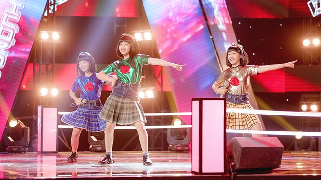 Vòng Đối đầu Giọng hát Việt nhí: Hit của Chi Pu được viết lại lời cho... các bé