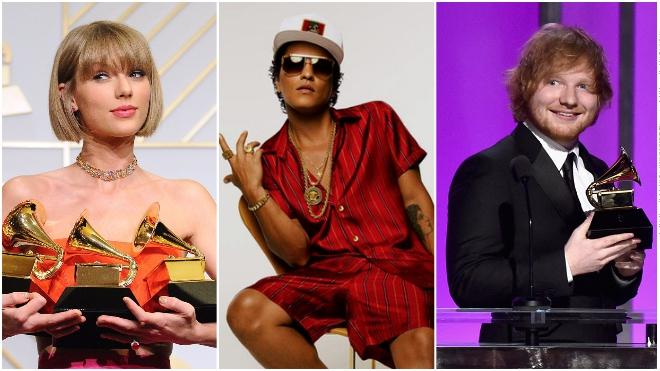 Đề cử Grammy 2018: Bất ngờ khi vắng bóng sao 'khủng'