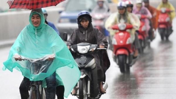 Không khí lạnh tăng cường, Hà Nội có mưa và sương mù trong vài ngày tới