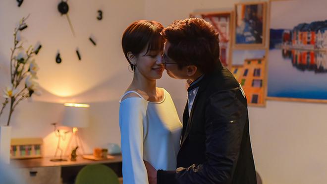 Kiều Minh Tuấn tình tứ bên An Nguy trong dự án phim mới