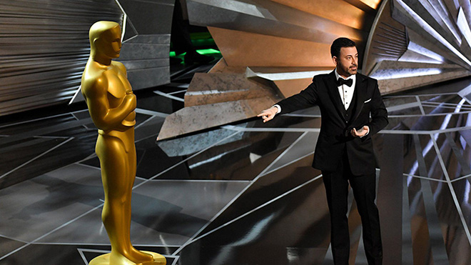 Nhìn lại những khoảnh khắc đáng nhớ tại Oscar 2018