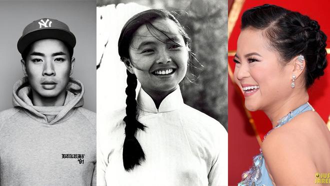 Những nghệ sĩ gốc Việt toả sáng tại Oscar 2018