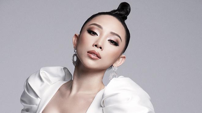 Tóc Tiên sẽ biểu diễn trong đêm nhạc có Momoland và Monsta X