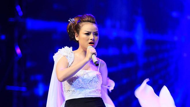 Thuỳ Liên giành giải nhất 'Giọng hát hay Hà Nội' bằng ca khúc Lê Minh Sơn