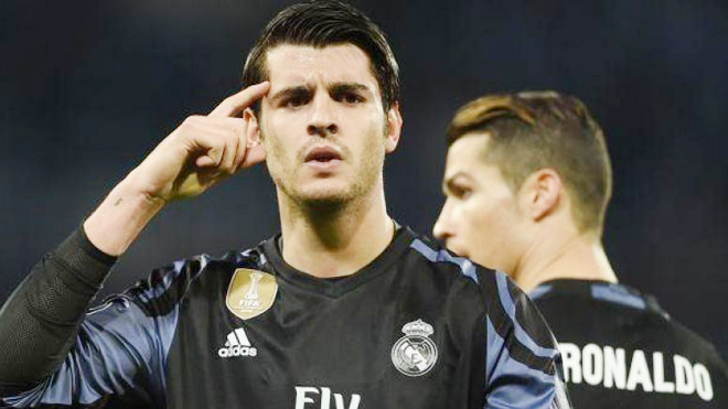 TIẾT LỘ: Man United chưa hề gửi đề nghị hỏi mua Morata