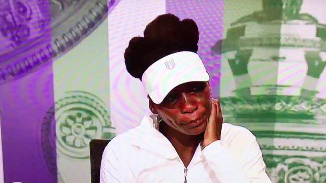 Tennis ngày 4/7: Wawrinka: 'Tôi quá mệt với những câu hỏi về Federer'. Venus Williams bật khóc trong phòng họp báo