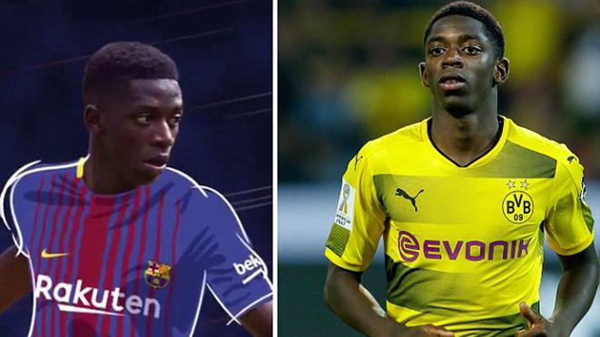 CẬP NHẬT sáng 26/8: Barca sở hữu Dembele. Arsenal 'nhẹ gánh' ở Europa League. Tây Ban Nha gọi cầu thủ đặc biệt thay Costa