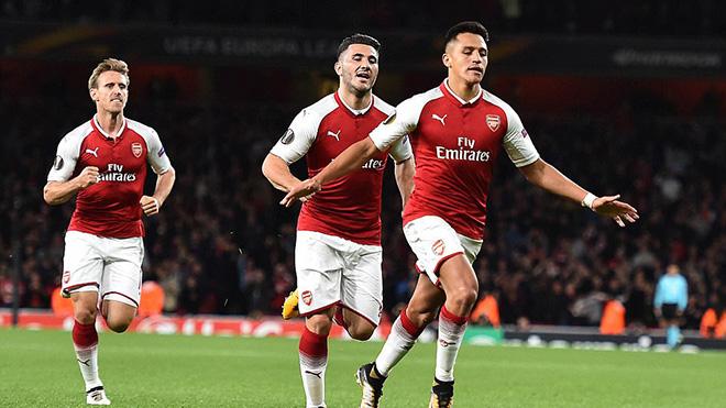 CẬP NHẬT sáng 15/9: Arsenal ngược dòng nhờ Sanchez. Real gây sốc với Isco. M.U đón thêm tân binh