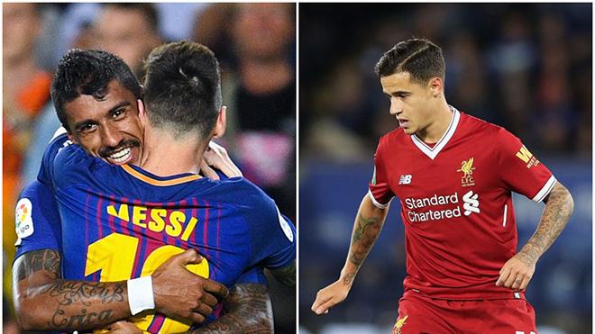Fan Barca phát cuồng vì đẳng cấp chênh lệch giữa Coutinho và Paulinho