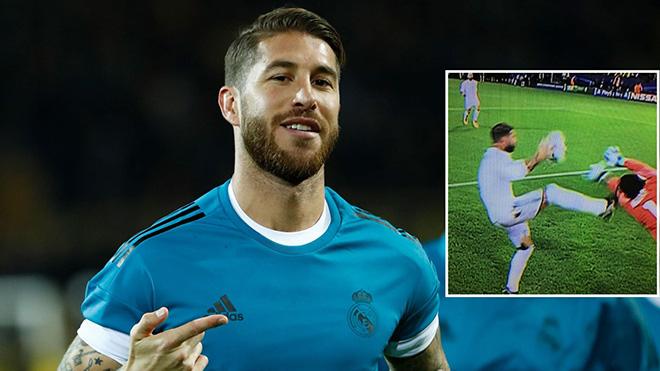 Fan Barca phẫn nộ: 'Ramos là thủ môn hoàn hảo, hắn ta có 3 chân'