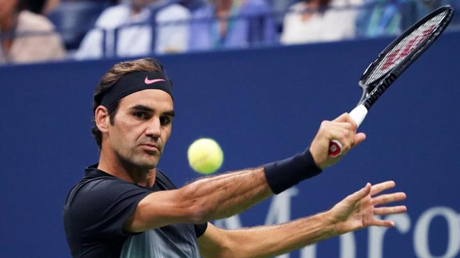 US Open 2017: Federer vượt qua chấn thương, tái ngộ Del Potro ở tứ kết