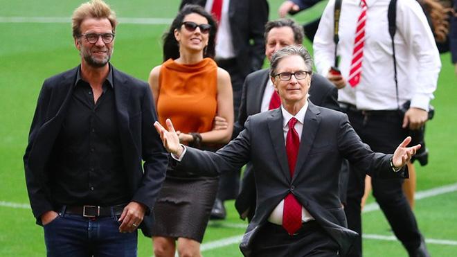 Vì sao Liverpool bác đề nghị 1,5 tỷ bảng từ nữ tỷ phú Dubai?