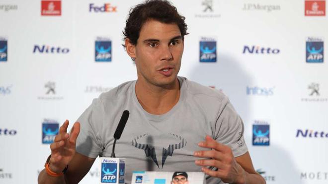 TENNIS ngày 24/11: Nadal kịch liệt phản đối luật mới ở Grand Slam. Ivanovic đón con đầu lòng