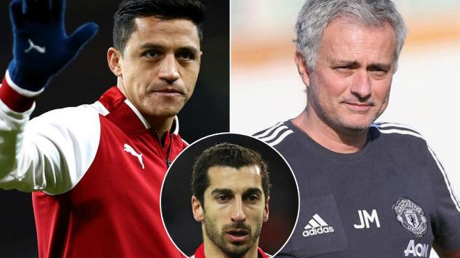 M.U hỏi mua Alexis Sanchez, Jose Mourinho nói gì về thương vụ này?