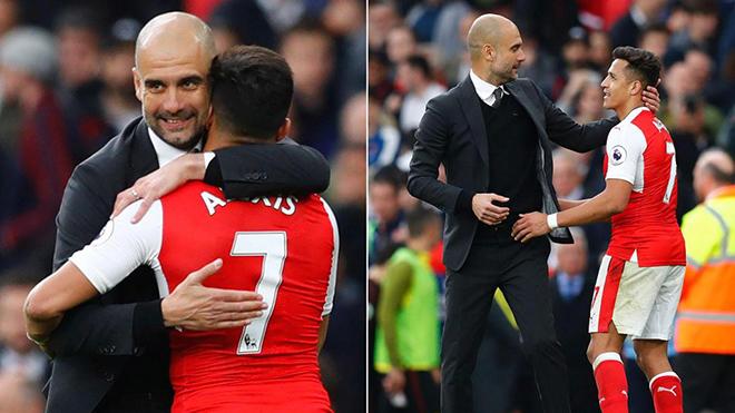 Vì sao Man City dễ dàng từ bỏ, nhường Sanchez cho M.U?