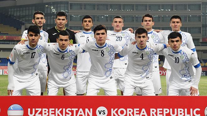 U23 Uzbekistan: 'Chúng tôi đã có đủ thông tin về U23 Việt Nam'