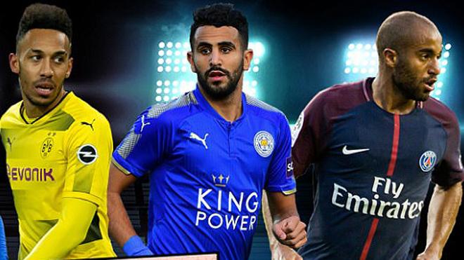 TRỰC TIẾP CHUYỂN NHƯỢNG 31/1: Wenger mừng Aubameyang đến Arsenal. Ibra rời M.U. Man City chơi tất tay vụ Mahrez