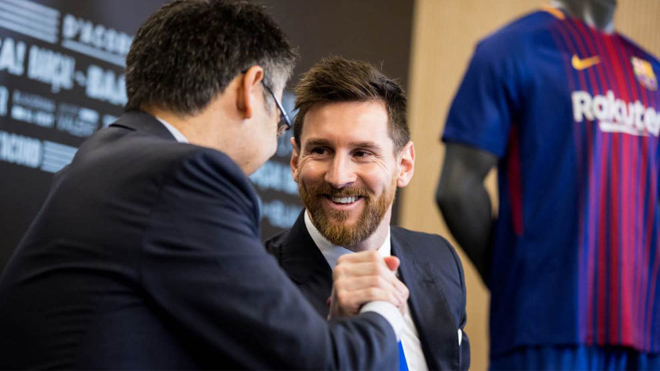 Nếu Catalunya độc lập, Messi được phép ra đi theo dạng chuyển nhượng tự do