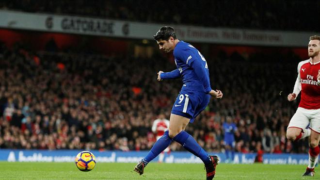 'Đầu Morata là vàng thì chân là gỗ. Dù dí súng vào đầu bạn thì anh ta vẫn bắn trượt'