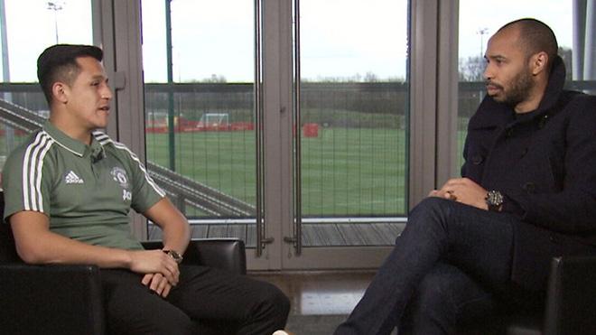 Alexis Sanchez: 'Tôi bỏ Arsenal vì M.U là CLB vĩ đại nhất'