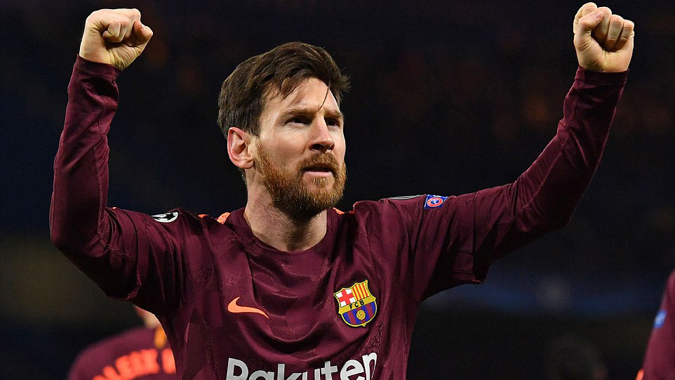 CẬP NHẬT sáng 21/2: Messi phá dớp Chelsea, Bayern thắng '5 sao'. Mourinho dùng Sanchez móc máy Arsenal