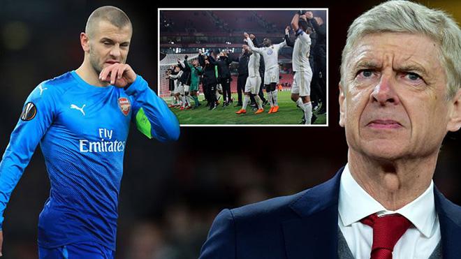 CẬP NHẬT sáng 23/2: Arsenal suýt bị loại. Cầu thủ M.U hoài nghi De Gea. Mourinho đang giúp Pogba