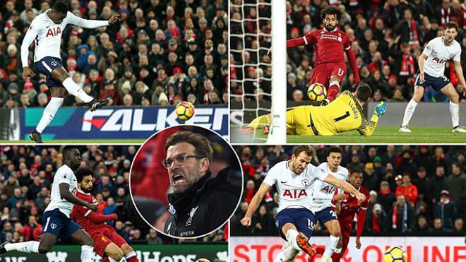 CẬP NHẬT sáng 5/2: Liverpool hòa kịch tính Tottenham. Quang Hải nhận vé sang Bồ Đào Nha