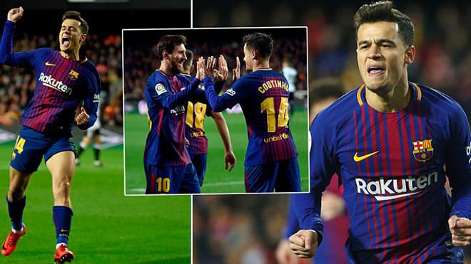 CẬP NHẬT sáng 9/2:  Coutinho rực sáng. Sanchez phá 2 kỷ lục của M.U, Joachim Loew có thể thay... Zidane