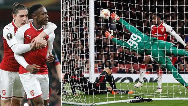Vòng 1/8 Europa League: Arsenal, Lazio đi tiếp; Atletico đại thắng 8 'sao'