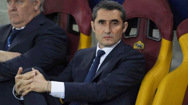 Valverde nhận toàn bộ trách nhiệm sau thảm bại, HLV Roma muốn vào chung kết