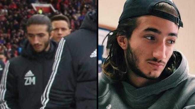 Mourinho bất ngờ đôn con trai lên băng ghế huấn luyện M.U