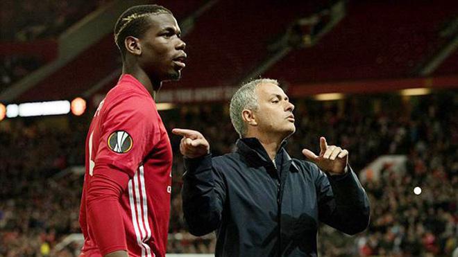 TIN HOT M.U 20/4: Mourinho trọng dụng Pogba. Nổ bom tấn 157 triệu. Lukaku chia tay siêu cò Raiola