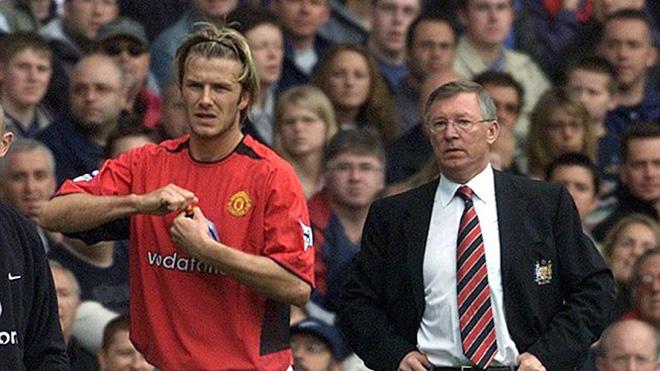 Không phải Beckham, ai mới là người Sir Alex muốn trao áo số 7 ở M.U?