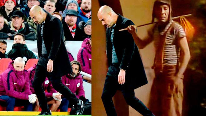 HÀI HƯỚC: Guardiola tát Jesus, gọi điện khẩn cho UEFA xin... chuyển nhượng