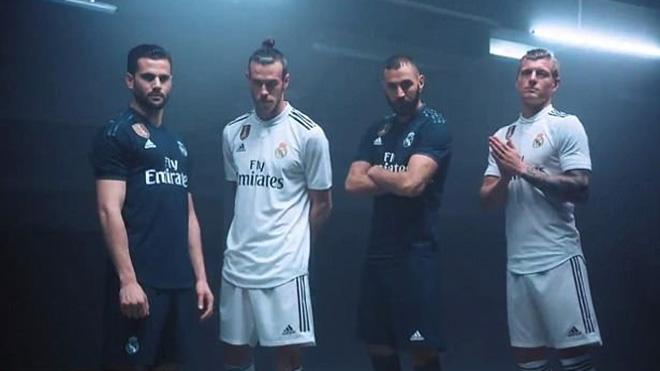 Vắng mặt trong màn ra mắt áo đấu mới, Ronaldo ngày càng xa Real Madrid