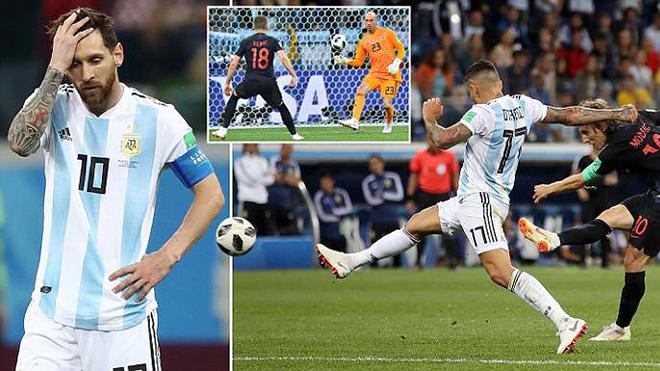 CẬP NHẬT sáng 22/6: Messi và Argentina thua thảm. HLV đầu tiên ở World Cup mất việc. Mbappe đi vào lịch sử