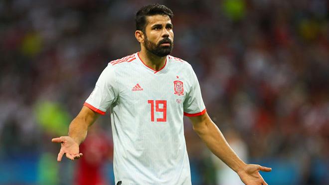 WORLD CUP 24/6: Diego Costa bị tố hành xử vô học. Loew lại... ăn gỉ mũi. Bỉ mất 3 ngôi sao