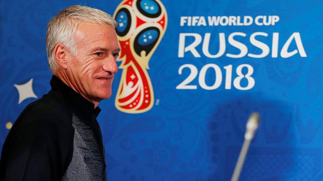 Deschamps: 'Pháp không có kế hoạch chống lại Messi'
